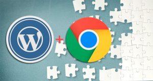 Extensiones de Chrome para mejorar la productividad con WordPress